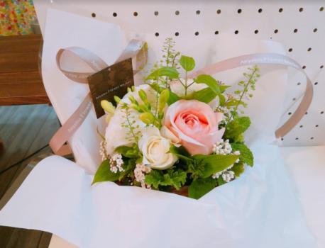 素敵な花のプレゼント