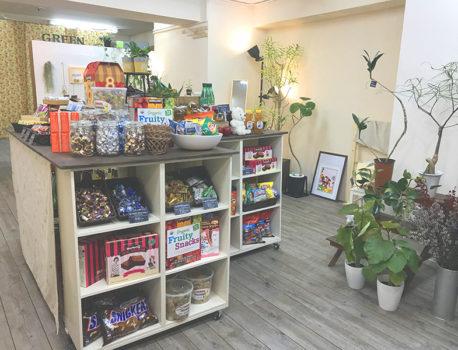 【本日】ついにオープン!zakka shop Green(雑貨ショップ グリーン)