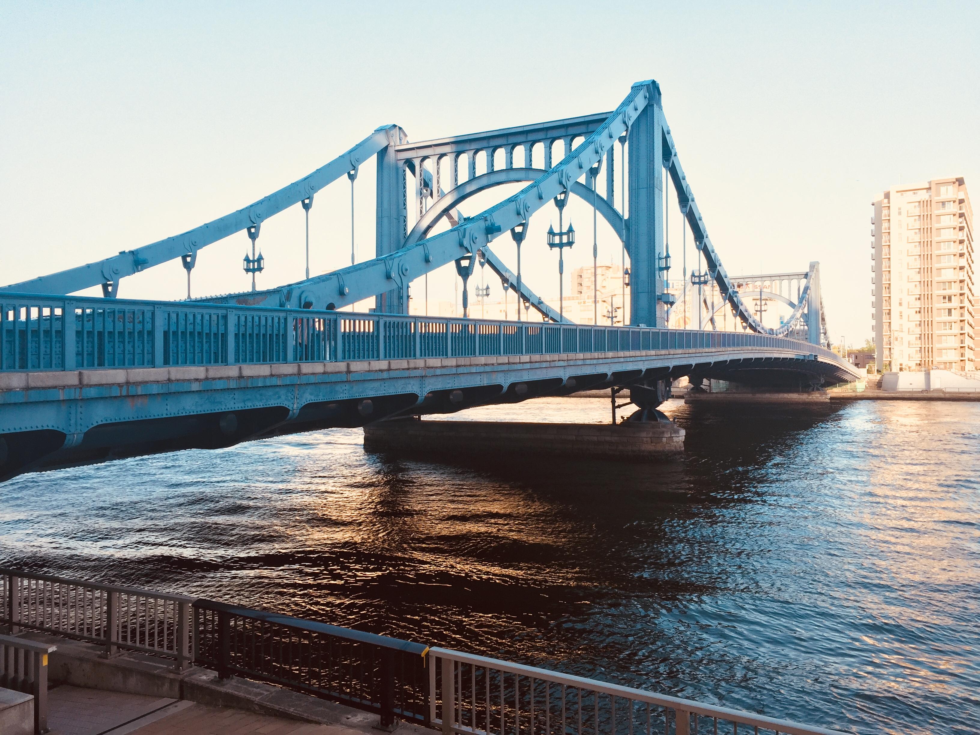 【Greenコラム】水の都、日本橋~清州橋~