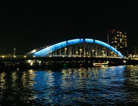 【Greenコラム】水の都、日本橋~永代橋~