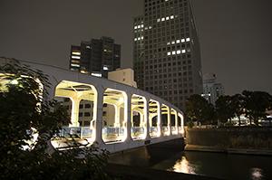 【Greenコラム】水の都、日本橋~豊海橋~