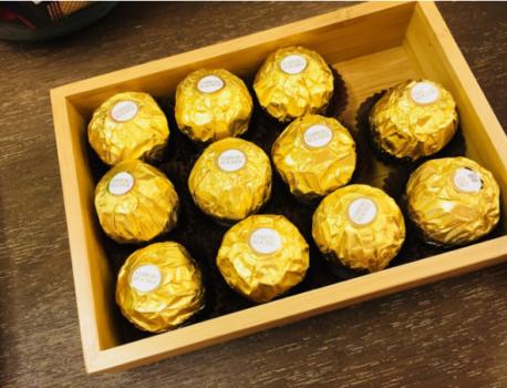 安いけど、味は高級チョコレート並みの美味しさ「フェレロ ロシェ」