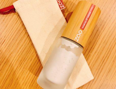「ZAO」はベースからお肌に優しいオーガニックコスメブランド!