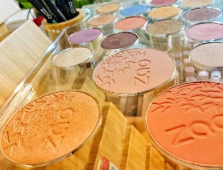 オーガニック化粧品ブランドZAOのHPにワークショップの記事が掲載されました!!