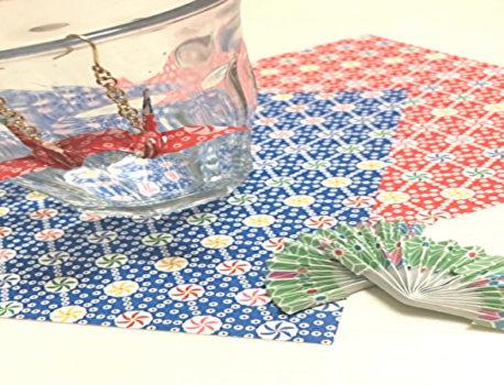 平日ワークショップで折り紙アクセサリー作りを初開催♪