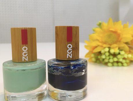 夏ネイルは、発色の良い【ZAO】におまかせ